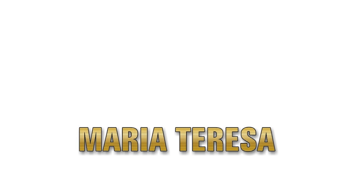Happy Birthday Maria Teresa : Happy Birthday Videos and