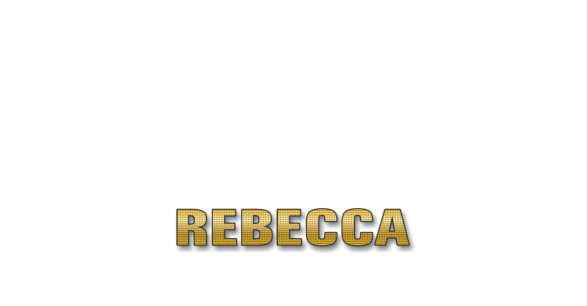 Happy Birthday Rebecca : Happy Birthday Videos and Pictures, Free