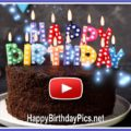 Happy Birthday Song Video To You