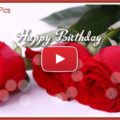 Happy birthday song - romantic - 0058b - 1