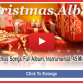 Christmas 16 Classic Instrumental Song 45min