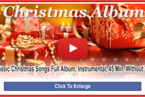 Christmas Instrumentals Video (Richard Clayderman)