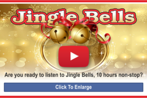 Jingle Bells (10 Hours) Song Video