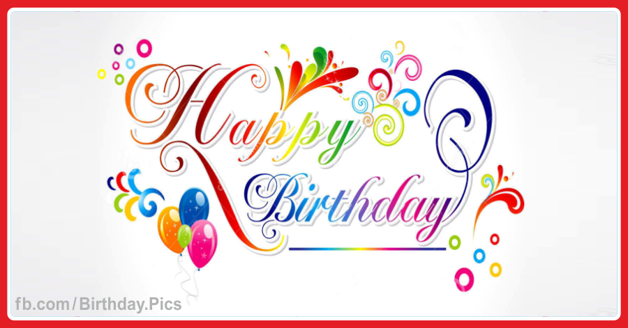 Happy birthday to you - elagant greeting card - 004