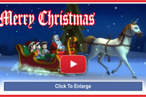 Merry Christmas – Jingle Bells