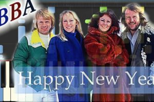 Happy New Year Abba