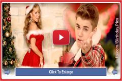 All I Want For Christmas Is You – Justin Bieber