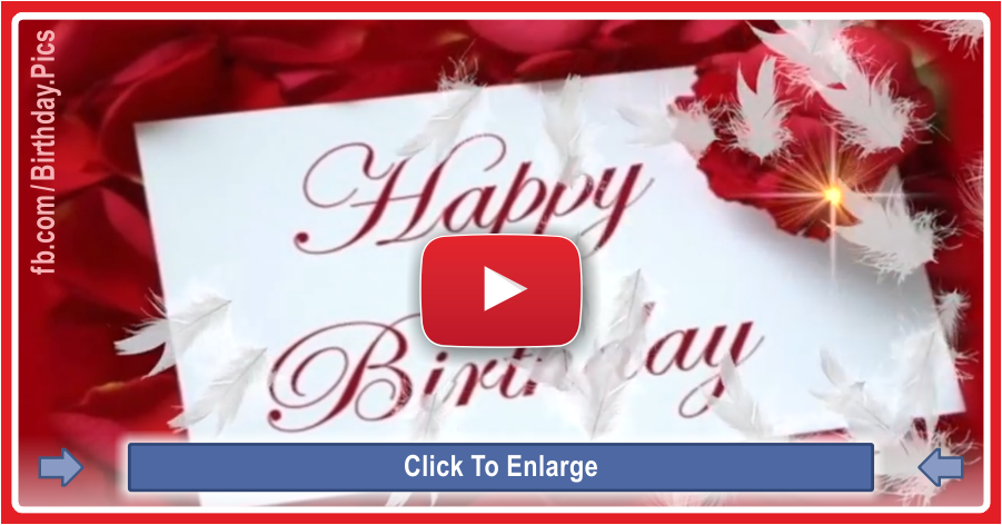 ecards in video form archives  page  of   happy birthday, Birthday card