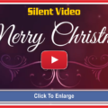 Merry Christmas silent video - 1-0021a