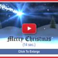Merry Christmas card 14sn video - 1-0022a