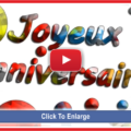 Happy birthday video French version - 0064a