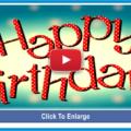 Happy birthday cha cha version video - 0066a