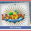 Happy birthday video dixie version - 0068a
