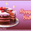 Happy birthday celebration card - 295