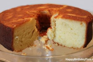 Classic Buttermilk Cake Recipe
