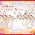 Flower happy birthday cards 014