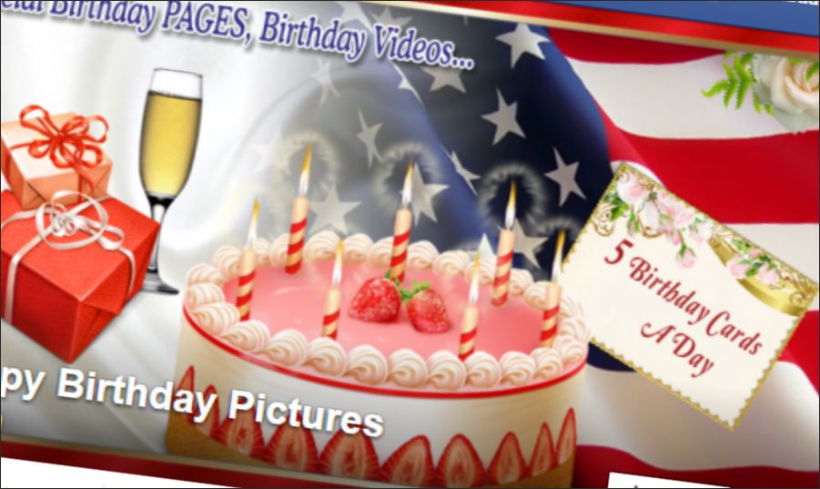 Send an eCard - Sending Birthday E-cards - on Facebook