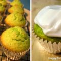 Sweet Pea Cupcake - Recipe
