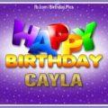 Happy Birthday Cayla