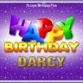 Happy Birthday Darcy