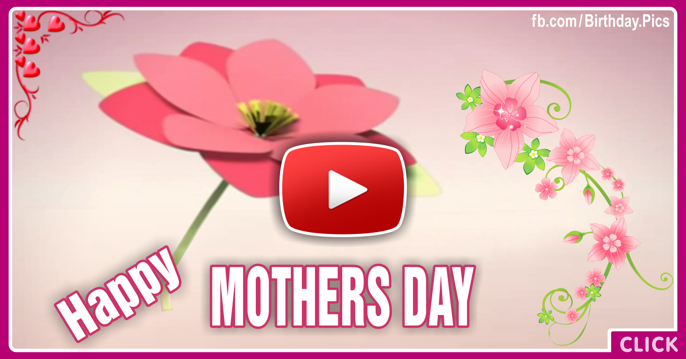 Happy Mothers Day - Facebook 1