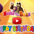 Masha and the Bear Happy Birthday 1- video