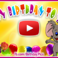 Cute Mouse - Birthday Song