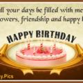 Friendship Happy Hours Birthday Card