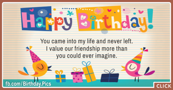 friendship naive draw happy birthday card  happy birthday pictures, Birthday card