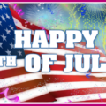 Happy 4th July card 14