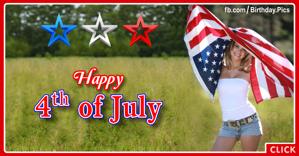 Happy 4th of july card 18