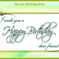 Tom And Jerry Happy Birthday Card