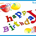 Balloons Decorating 3D Happy Birthday Card