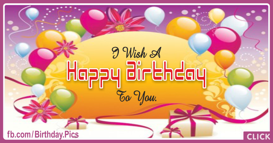 Decorating Yellow Ellipse Happy Birthday Card for celebrating