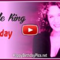 Carole King Birthday Song With Lyrics - featured