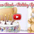 Forever Friends - birthday pyramid video - featured
