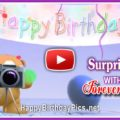 Happy birthday surprise party - forever friends video - featured