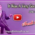 It was a very good year - by Frank Sinatra - featured