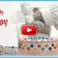 Tatty teddy birthday cake - featured