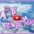 Happy Birthday Animation Video 3D For You