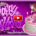 Happy Birthday Princess Fairy Cake - featured