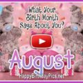 What Your Birth Month August Says About You - featured