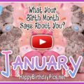 What your birth month january says about you - featured