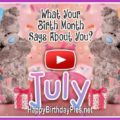 What Your Birth Month July Says About You - featured
