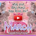 What your birth month march says about you - featured