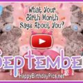 What Your Birth Month September Says About You - featured