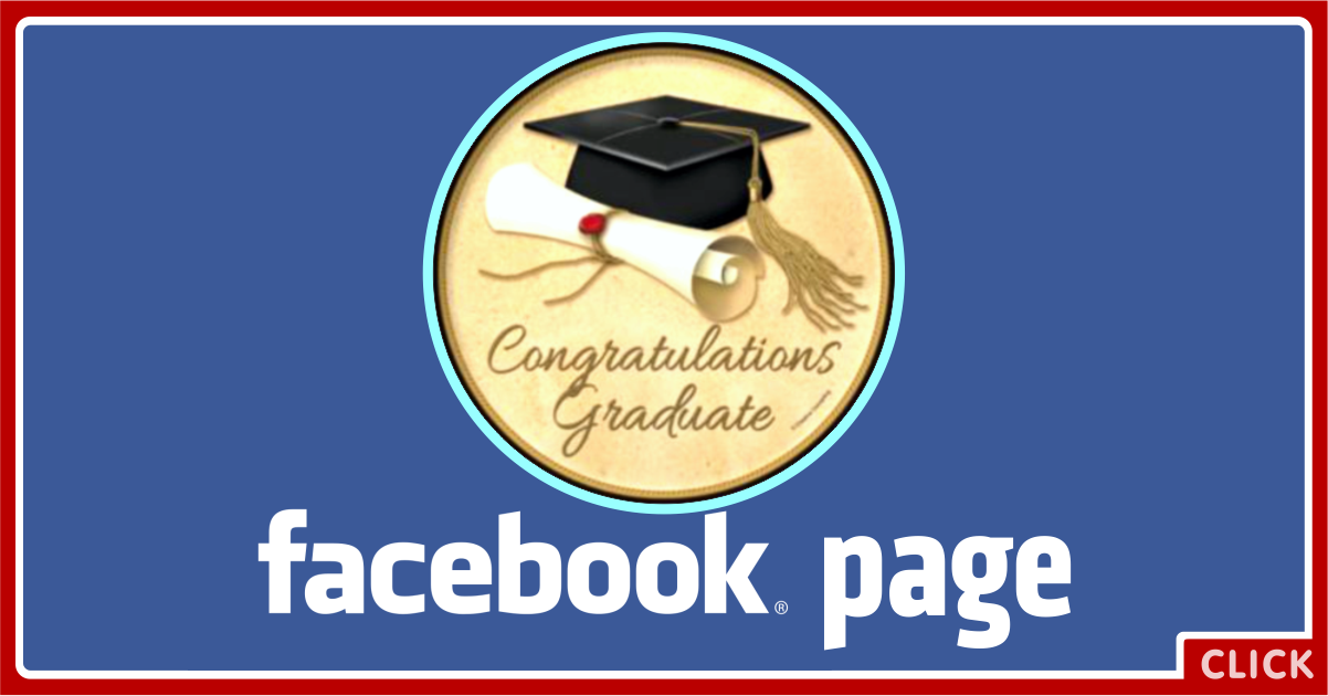 Congratulations Graduate Facebook