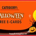 Category Halloween Cards