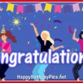 Congratulations Party