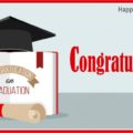 Congratulations on Graduation